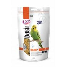 Lolo Pets Food for Budgie Doypack полнорационный корм для волнистых попугаев