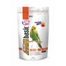 Lolo Pets Food for Budgie Doypack полнорационный фруктовый корм для волнистых попугаев