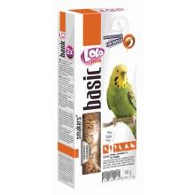 LoLo Pets Honey Smakers for budgies для волнистых попугаев с медом