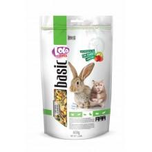 Lolo Pets Doypack фруктовый корм для хомяка и кролика