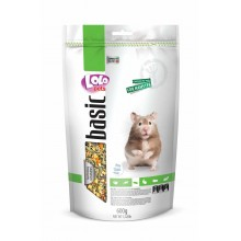 Lolo Pets Food Complete Hamster Doypack полнорационный корм для хомяков