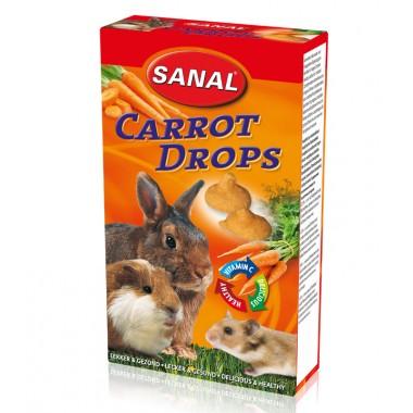 Sanal Carrot Drops