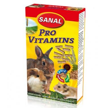 Sanal Pro Vitamins