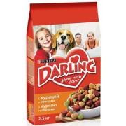 Сухой корм DARLING для собак