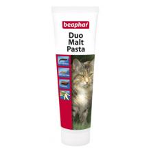 Beaphar Duo Malt Paste паста для выведения шерсти для кошек