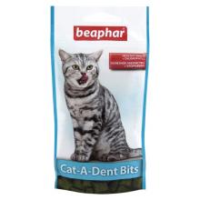 Beaphar Cat-A-Dent Bits подушечки для чистки зубов кошек
