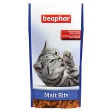 Beaphar Malt Bits подушечки для выведения шерсти из желудка