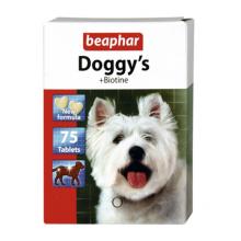 Beaphar Doggy's Biotin кормовая добавка с биотином для собак