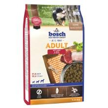 Сухой корм Bosch Adult для взрослых собак с ягненком и рисом