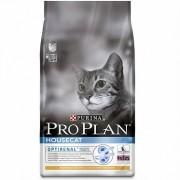 Сухой корм PRO PLAN House Cat для домашних кошек