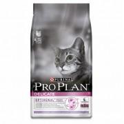 Сухой корм PRO PLAN Delicate для кошек с проблемным пищеварением