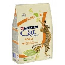 Сухой корм CAT CHOW Adult для взрослых кошек