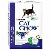 Сухой корм CAT CHOW FELINE 3 in1 для взрослых кошек