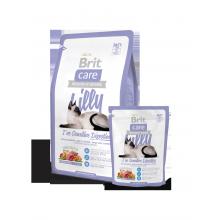 Сухой корм Brit Care Sensitive Digestion для кошек с чувствительным пищеварением