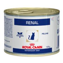 Консервы Royal Canin RENAL для кошек при почечной недостаточности