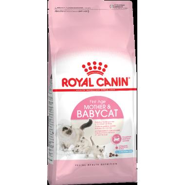 Сухой корм Royal Canin Mother & Babycat для котят до 4 мес.
