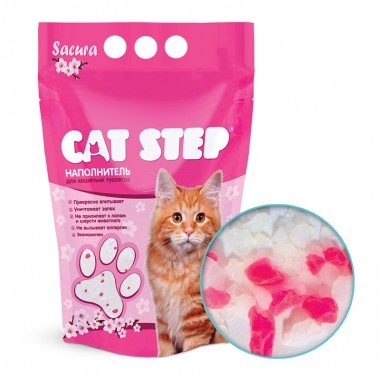Cat Step (Кэт Степ) Сакура