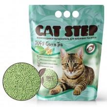 Cat Step Tofu Зелёный чай