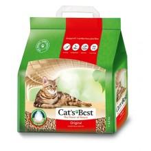 Cat's Best Original древесный наполнитель для кошачьего туалета
