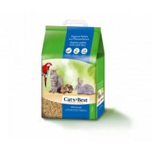 Cat's Best Universal древесный наполнитель для кошачьего туалета