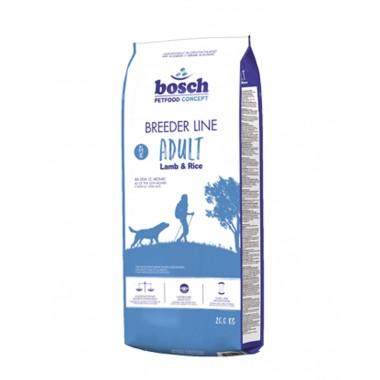 Сухой корм Bosch Breeder Lamb & Reis для взрослых собак