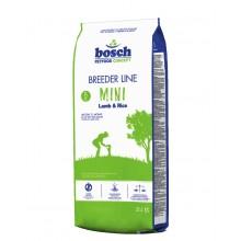 Сухой корм Bosch Breeder Line Mini Adult для взрослых собак