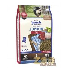 Сухой корм Bosch Junior для щенков всех пород с чувствительным пищеварением