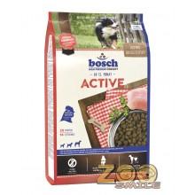 Сухой корм Bosch Active для взрослых активных собак