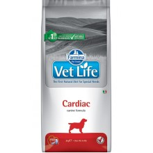 Сухой корм Farmina Vet Life CARDIAC для собак при сердечно-сосудистых заболеваниях