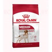 Сухой корм Royal Canin Medium Adult для взрослых собак до 7 лет средних размеров