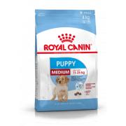 Сухой корм Royal Canin Medium Junior для щенков средних размеров