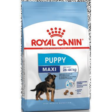 Корм Royal Canin Maxi Puppy (роял канин макси паппи)