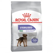 Сухой корм Royal Canin Mini Sterilised для стерилизованных собак мелких пород