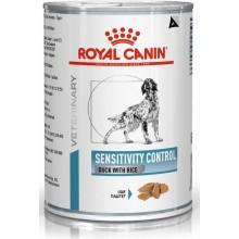 Консервы Royal Canin SENSITIVITY CONTROL для собак при пищевой аллергии или непереносимости