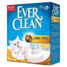 Наполнители Ever Clean Less комкующийский для длиношерстных кошек