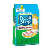 Наполнитель Fresh Step впитывающий с тройным контролем запаха