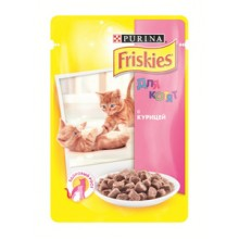 Паучи FRISKIES Junior для котят