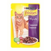 Паучи FRISKIES Adult для кошек