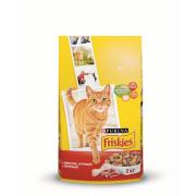 Сухой корм FRISKIES Adult для взрослых кошек
