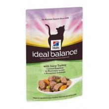 Паучи Hill's Ideal Balance Adult для взрослых кошек