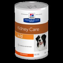 Консервы Hill's  Prescription Diet Feline k/d для собак постоянно страдающих заболеваниями почек