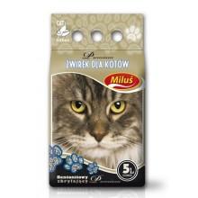 Наполнители Super Benek Milus Premium для кошек