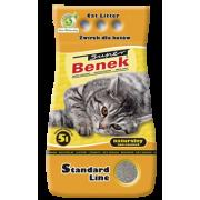 Наполнители Super Benek Standard для кошек