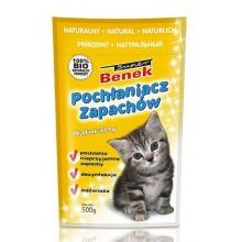 Поглотитель запаха Super Benek для кошачьих туалетов