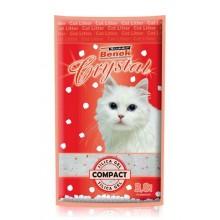 Наполнители Super Benek Crystal Compact для кошек