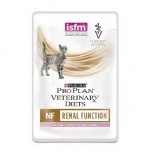 Присервы Pro Plan Veterinary Diets NF RENAL  для кошек при паталогии почек