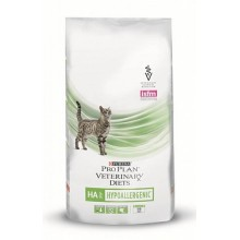 Сухой корм Pro Plan Veterinary Diet HA Hypoallergenic для кошек, склонных к пищевой аллергии
