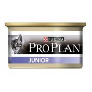 Консервы PRO PLAN Junior для котят