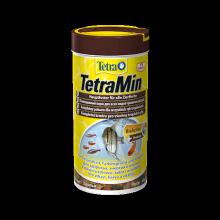 Tetra TetraMin 100мл основной корм в виде хлопьев для всех видов тропических рыб