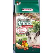 Versele-Laga Chinchilla Nature Re-Balance полноценный корм для шиншилл подверженных пищевым аллергии и склонных к полноте